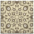 rug #969473 | square white traditional rug