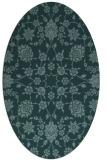 rug #969602 | oval traditional rug