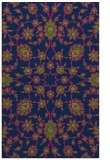 rug #969929 |  green damask rug