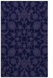 rug #969973    blue-violet traditional rug
