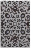 rug #969997 |  blue-violet rug
