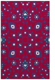 rug #970005 |  red traditional rug