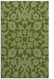 rug #970013 |  green traditional rug