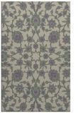 rug #970069 |  purple damask rug