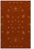 rug #970149    red-orange natural rug