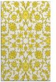 rug #970169 |  white damask rug