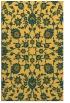 rug #970205 |  light-orange traditional rug