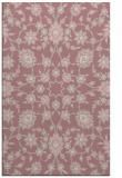 rug #970233    pink traditional rug