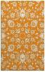 rug #970237 |  light-orange traditional rug