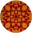 rug #970448 | round traditional rug