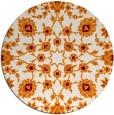 rug #970452 | round natural rug