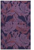 rug #97093 |  purple natural rug