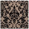 rug #970977 | square beige traditional rug