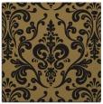 rug #970993 | square brown rug