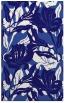 rug #97101 |  blue-violet natural rug