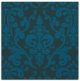 rug #971033 | square blue-green traditional rug