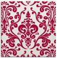 rug #971085   square red traditional rug