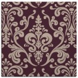 rug #971125 | square pink rug