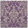 rug #971149 | square purple traditional rug
