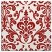 rug #971221 | square traditional rug