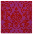 rug #971225 | square red traditional rug