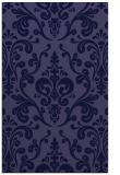 rug #971773    blue-violet traditional rug