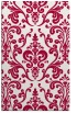 rug #971805 |  red traditional rug