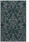 rug #971817    green traditional rug