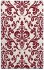 rug #971905 |  pink traditional rug