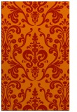 rug #971937 |  red traditional rug