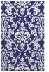 rug #971973 |  blue rug