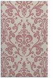 rug #972033    pink traditional rug