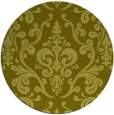rug #972127 | round traditional rug