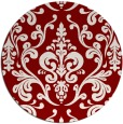 rug #972252 | round traditional rug
