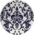 rug #972295 | round traditional rug