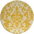 rug #972350 | round traditional rug