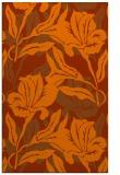 rug #97253 |  red-orange popular rug