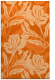 rug #97257 |  red-orange natural rug
