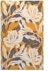 rug #97345 |  light-orange natural rug