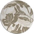 rug #97349   round beige natural rug