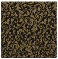 rug #979993 | square brown natural rug