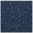 rug #980005 | square blue natural rug