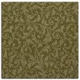 rug #980305   square light-green damask rug