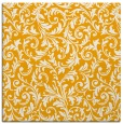 rug #980309 | square light-orange natural rug
