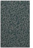 rug #980817 |  green damask rug