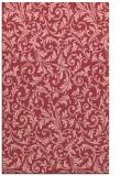 rug #980909 |  pink natural rug