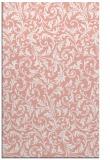 rug #980913 |  white damask rug