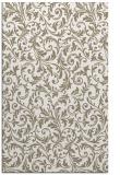 rug #980985 |  beige natural rug