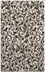 rug #980997    brown damask rug