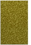 rug #981013 |  light-green damask rug